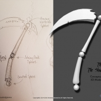 The Scythe of the Shattered Moon
