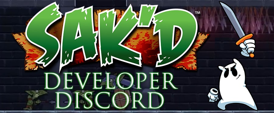 Exclusive Access to the SAK'D Developers Discord Server